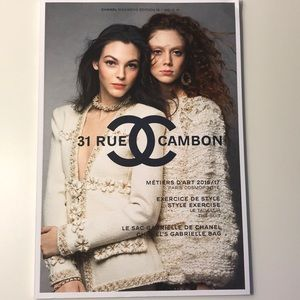 Authentic Chanel Magazine Issue 16